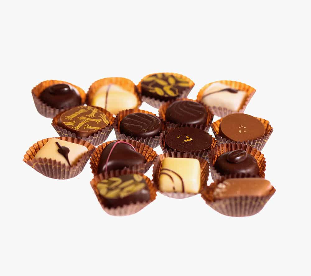 cioccolato assortito