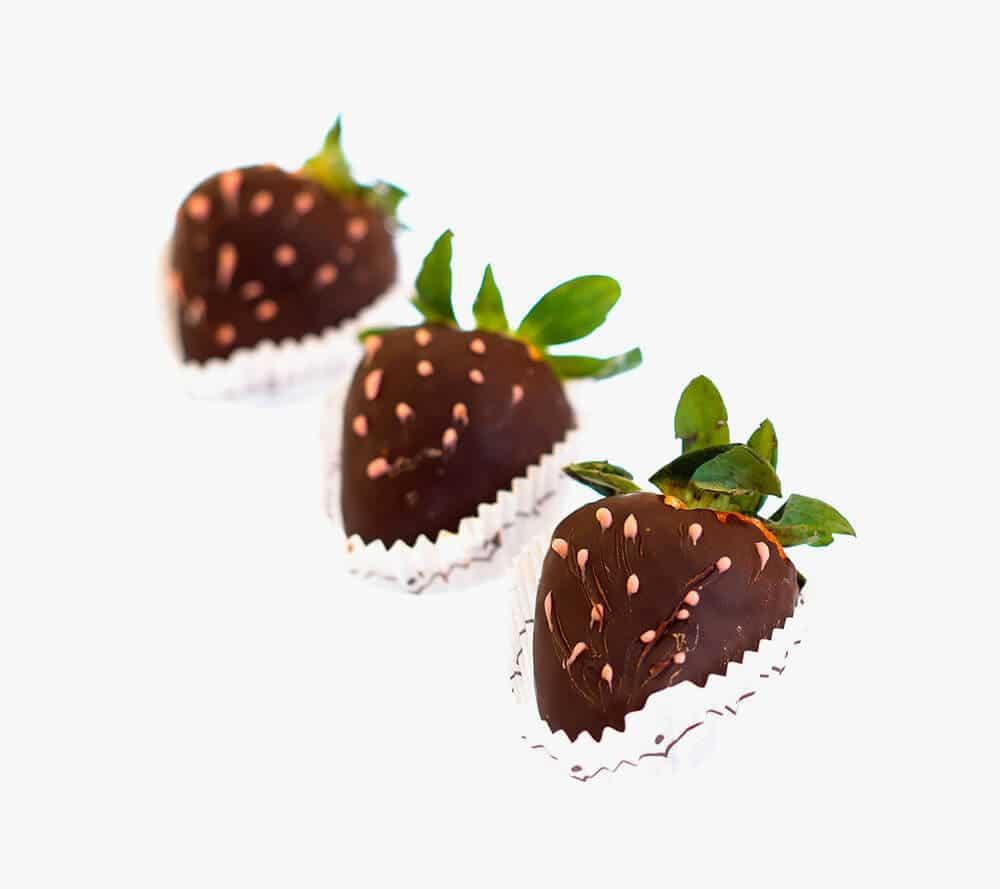 cioccolato frutta